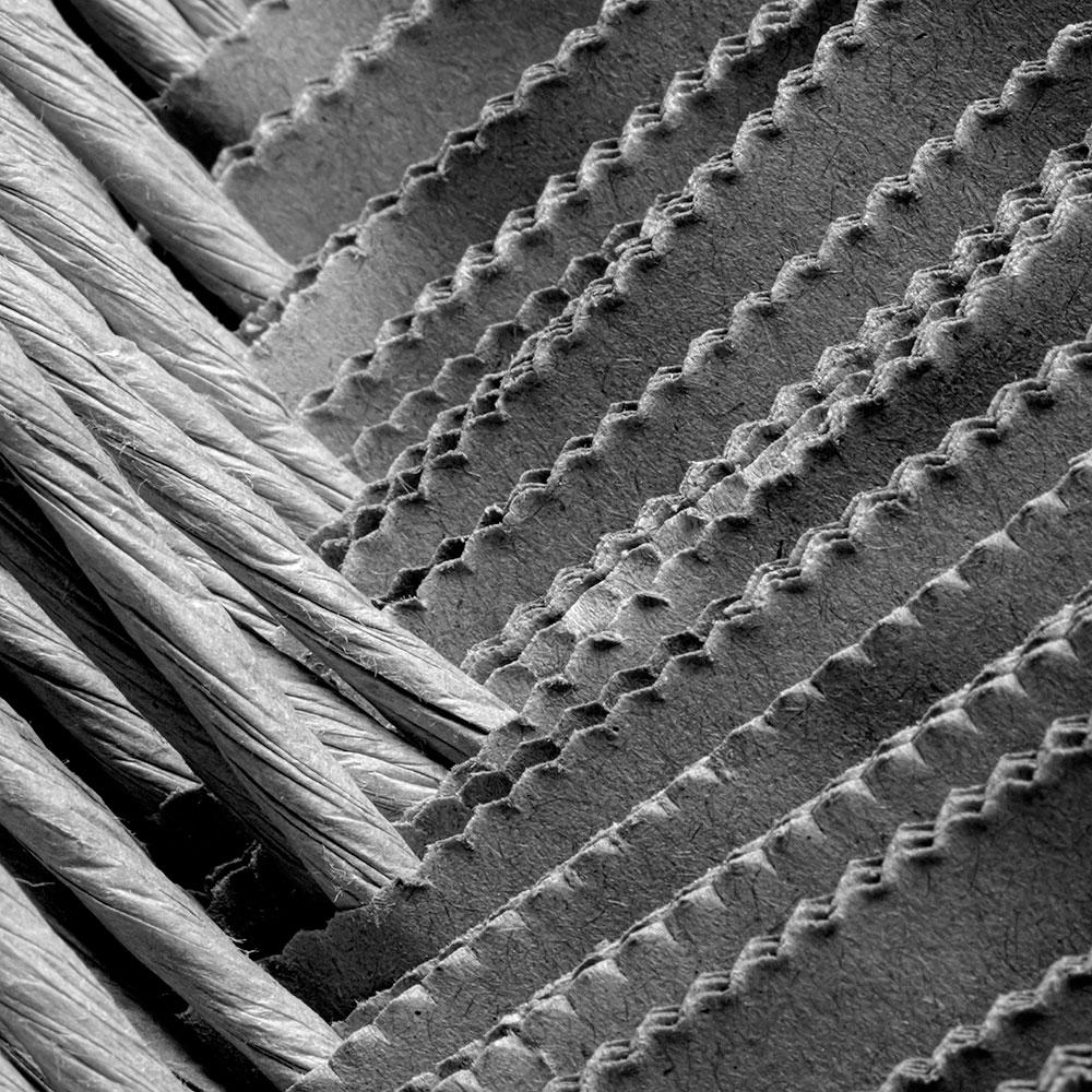 Paper Bag Handles Detail